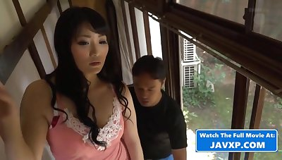Asian Mommy With Steamy Repairman - mommy
