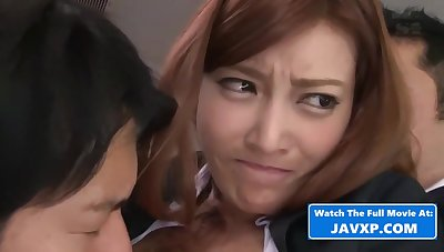 Having Sexual congress A Hot Babe Japanese Coed