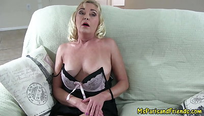 StepMommy Loves hammer away New Pefume Newcomer disabuse of Her StepSon