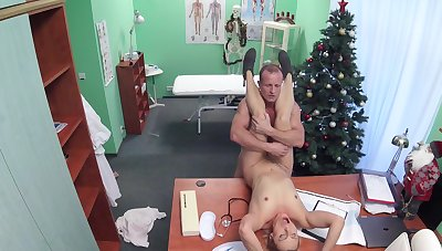 Marvelous suffocating cam scenes with one slutty patient
